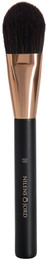 Nilens Jord Rose Gold Foundation and Concealer Brush 132