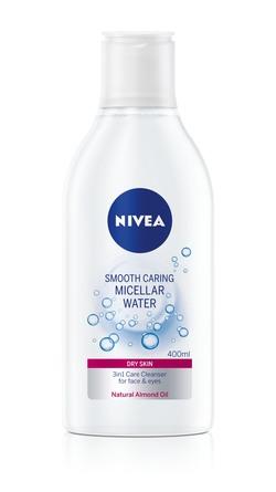 Nivea Essentials Micellar Water Dry skin 400 ml