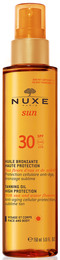 Nuxe Tanning oil face & body SPF30 150 ml