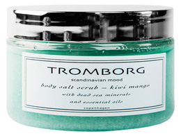 Tromborg Body and Shower Saltscrub Kiwi Mango