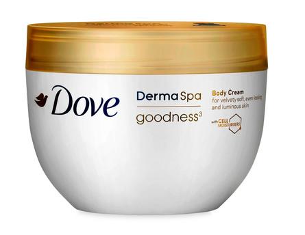 Dove DermaSpa Goodness³ Body Cream 300 ml