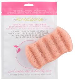 The Konjac Body Sponge - Pink Clay
