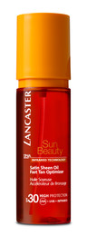 Lancaster Satin Sheen Oil Fast Tan Optimizer SPF 30 125 ml