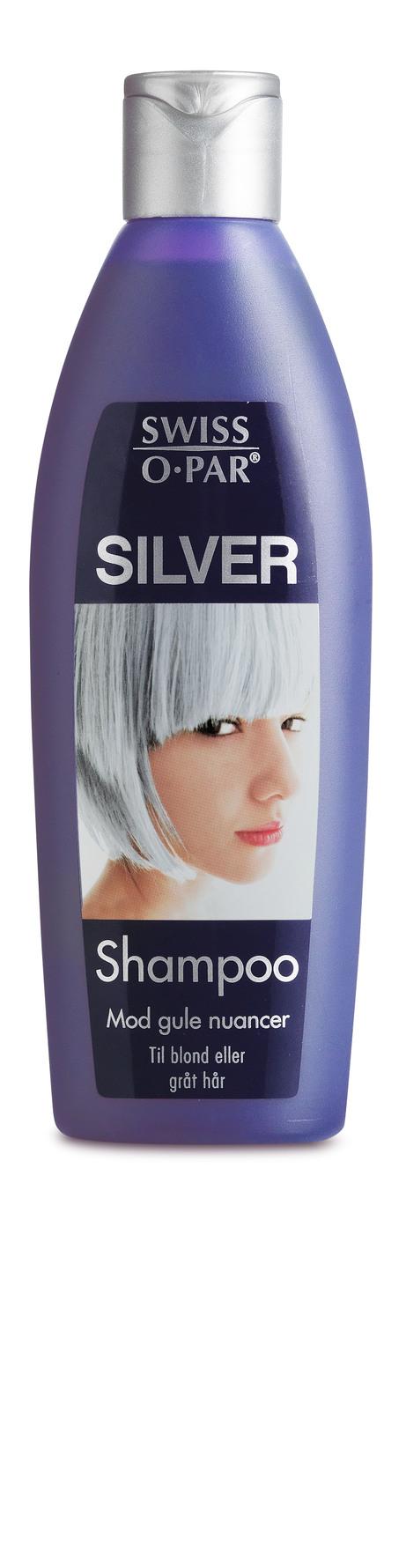 shampoo til lyst hår