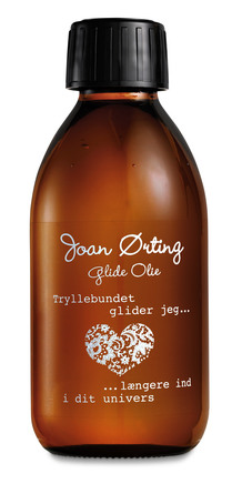 Joan Ørting Intim Glide Olie 200 ml