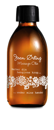 Joan Ørting Massage Olie 200 ml