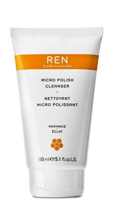 REN Clean Skincare Micro Polish Cleanser 150 ml