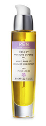 REN Clean Skincare Rose O12 Ultra Moisture Defence Oil 30 ml