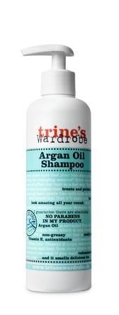 Trine's Wardrobe Argan Oil Shampoo 250 ml