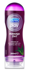 Durex Play Massage 2i1 Aloe Vera 200 ml