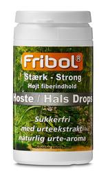 Fribol host/hals drops – Stærk 60 g.