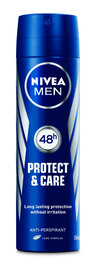 Nivea Men Deo Spray Protect & Care 150 ml