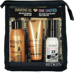 Redken Diamond Oil travel bag