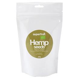 Hampe frø afskallede (hemp seed) Ø Superfr 200 g