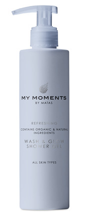My Moments Wash & Glow Shower Gel 240 ml