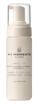 My Moments Silky Softening Cleansing Foam 150 ml
