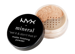 NYX PROFESSIONAL MAKEUP Mineral Finishing Powder -
