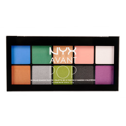 NYX Avant Pop! Shadow Palette - Art Throb