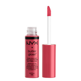 NYX PROFESSIONAL MAKEUP Butter Lip Gloss - Strawbe