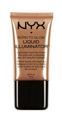 NYX PROFESSIONAL MAKEUP Born To Glow Liquid Illumi