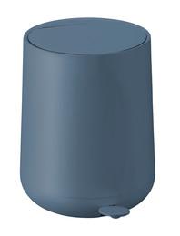 Zone Toilet/Pedal spand, Nova, Azure Blue