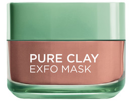 L'Oréal Pure Clay Exfo Mask 50 ml