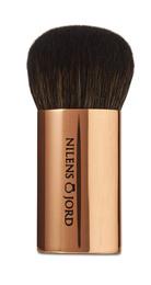 Nilens Jord Rose Gold Kabuki Brush 127