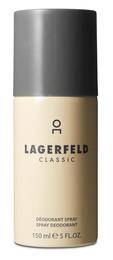 Karl Lagerfeld Classic Deodorant Spray 150 Ml