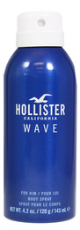 Hollister Wave For Him Body Spray 120 ml
