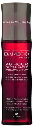 Alterna Bamboo 48-hour Sustainable Volume Spray 125 ml