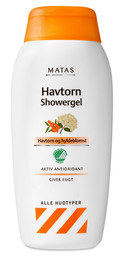 Matas Striber Matas Havtorn Showergel 500 ml 500 ml