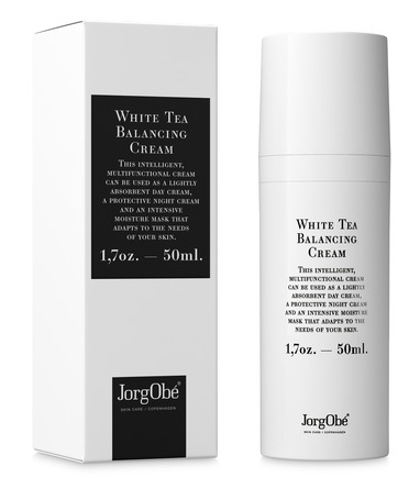 JorgObé White Tea Balancing Cream 50 ml