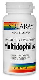 Multidophilus mælkefri 100 kap