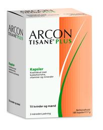 Medic Wiotech Arcon Tisane Plus 180 kaps.
