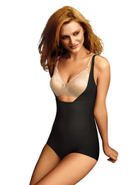 Maidenform Body Briefer / Black / Size M