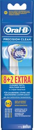 Oral-B (Braun) Oral-B børstehoveder Precision Clean 8+2 stk.