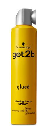 Schwarzkopf got2b blasting freeze SPRAY