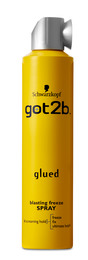 Schwarzkopf got2b blasting freeze SPRAY
