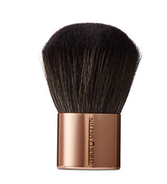 Nilens Jord Rose Gold Powder Kabuki Brush 125