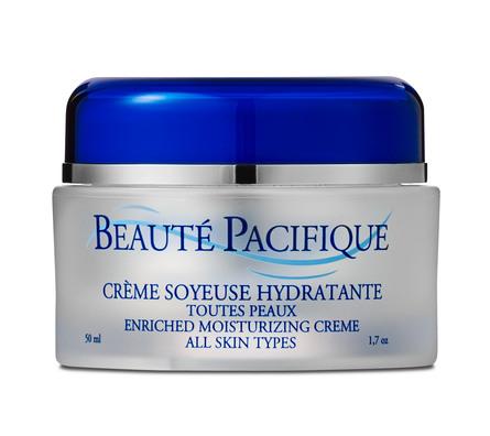 Beauté Pacifique Enriched Moisturizing Daycreme All Skintypes 50 ml