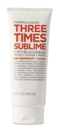 Formula 10.0.6 Three Times Sublime 100 ml