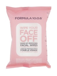 Formula 10.0.6 Wipe Your Face Off wipes 25 stk