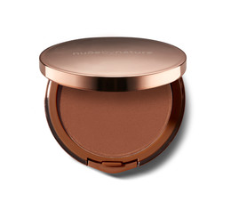 Nude by Nature Pressed Foundation C8 Chocolate