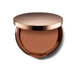 Nude by Nature Pressed Foundation C7 Chestnut