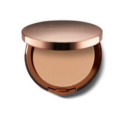 Nude by Nature Pressed Foundation N3 Almond
