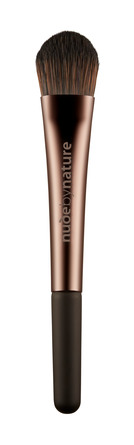 Nude by Nature Liquid Foundation Brush No. 02, 1 Stk