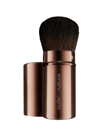 Nude by Nature Travel Brush No. 10, 1 Stk