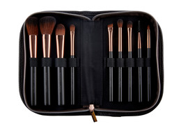 Nude by Nature Ultimate Collection Brush Set 9 stk