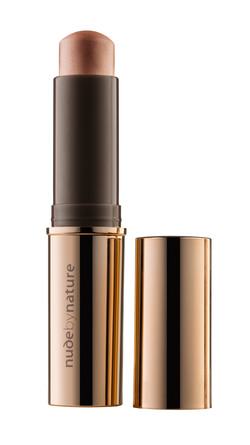 Nude by Nature Contour & Highlight Stick Bronze, 1 Stk