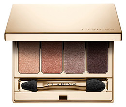 Clarins 4-Colour Eyeshadow Palette 01 Taupe